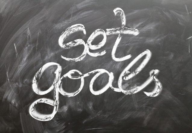Make Small Goals And Crush Them!